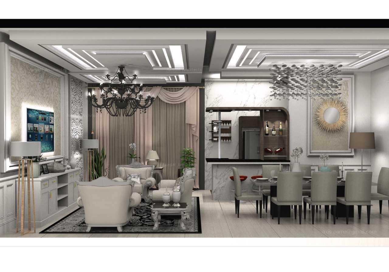 Axis Citra Pama / Axis&m Architects Interior Project Classic Modren Style Jambi Jambi Classic Modren Style Klasik 14615