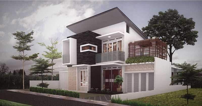 Axis Citra Pama / Axis&m Architects Santur House Sawahlunto, Sumatera Barat Sawahlunto, Sumatera Barat Front View Modern 49595