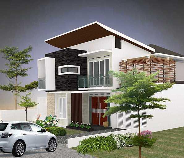 Axis Citra Pama / Axis&m Architects Santur House Sawahlunto, Sumatera Barat Sawahlunto, Sumatera Barat Santur House Modern 49596