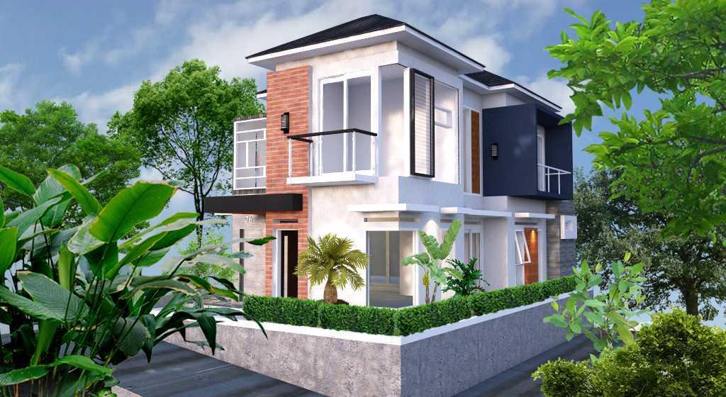 Axis Citra Pama / Axis&m Architects Dr. S&d House Bukittinggi, Sumatera Barat Bukittinggi, Sumatera Barat Tampak Prespektif Tropis,kontemporer 16068