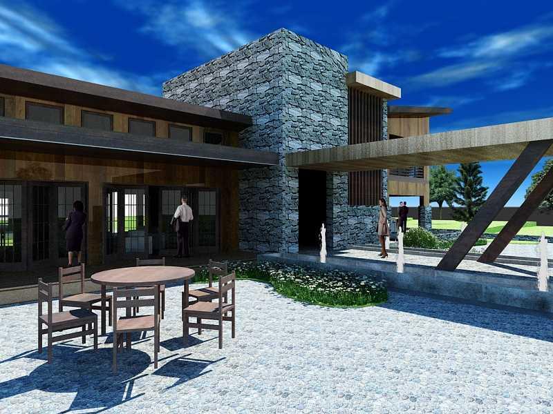 Oktavian Vicky Rantung Rumah Tinggal Modern Rustic Minahasa Utara Minahasa Utara Photo-11551 Modern 11551
