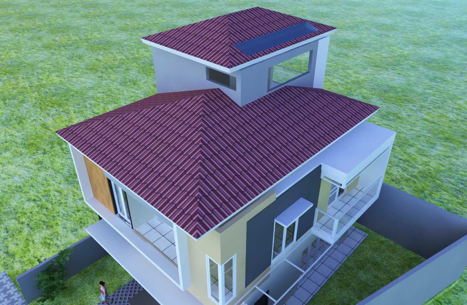 Oktavian Vicky Rantung Douglas House Manado Manado Fixss Kontemporer 11567