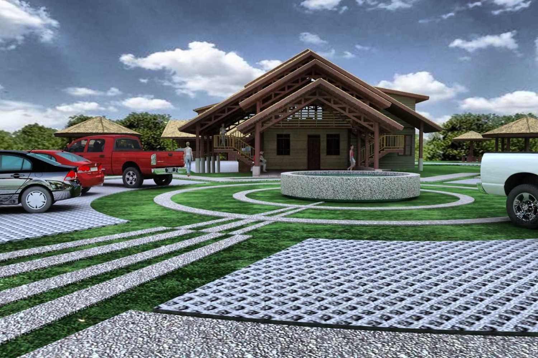 Oktavian Vicky Rantung Tropical Villa Bitung, North Sulawesi, Indonesia Bitung, North Sulawesi, Indonesia Parking Area Tropis 11596