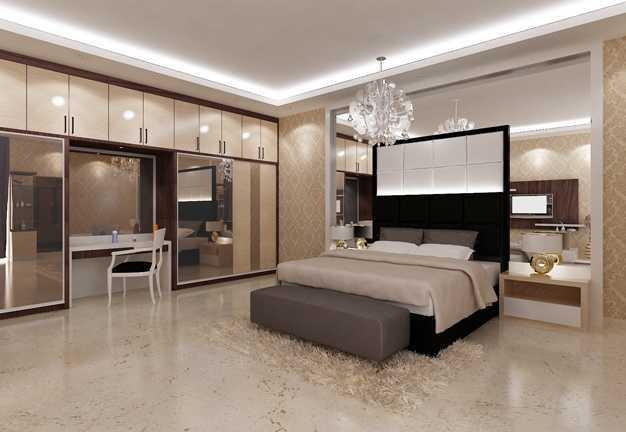 Yohanes Khouw Bedroom Design 1 - Sunter Sunter - Jakarta Utara Sunter - Jakarta Utara Bedroom-Design Kontemporer 11638