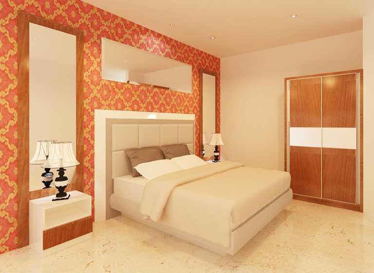 Foto inspirasi ide desain rumah skandinavia Bedroom oleh Yohanes Khouw di Arsitag