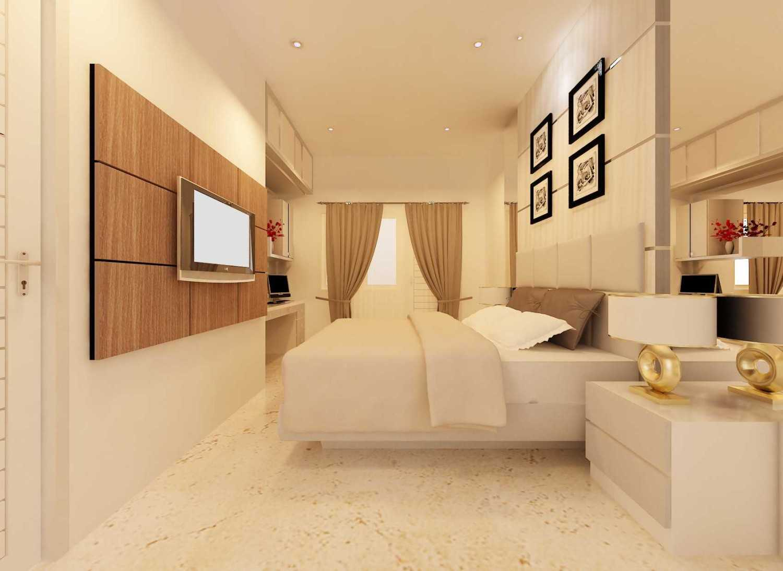 Yohanes Khouw Marshal House At Pulomas Jakarta Jakarta Lantai-2Kamar-Tidur2Arev1B Modern 26178