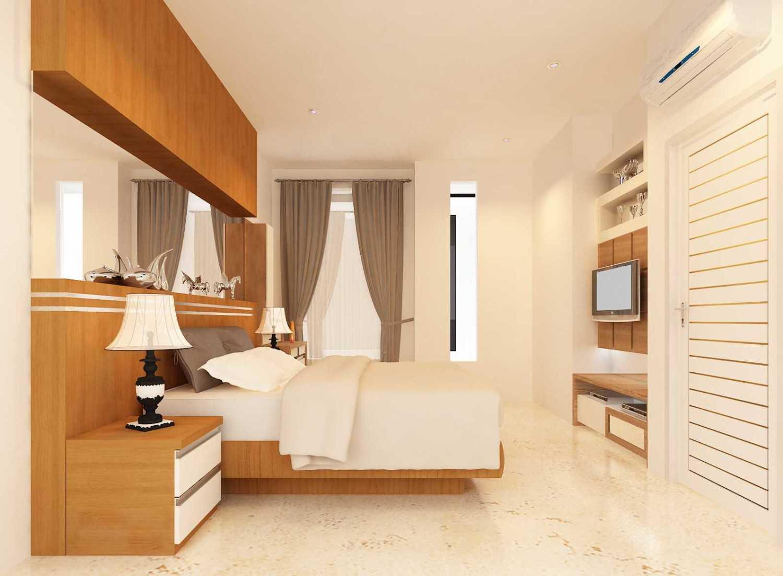Yohanes Khouw Marshal House At Pulomas Jakarta Jakarta Lantai-2Kamar-Tidur3Rev1A Modern 26179