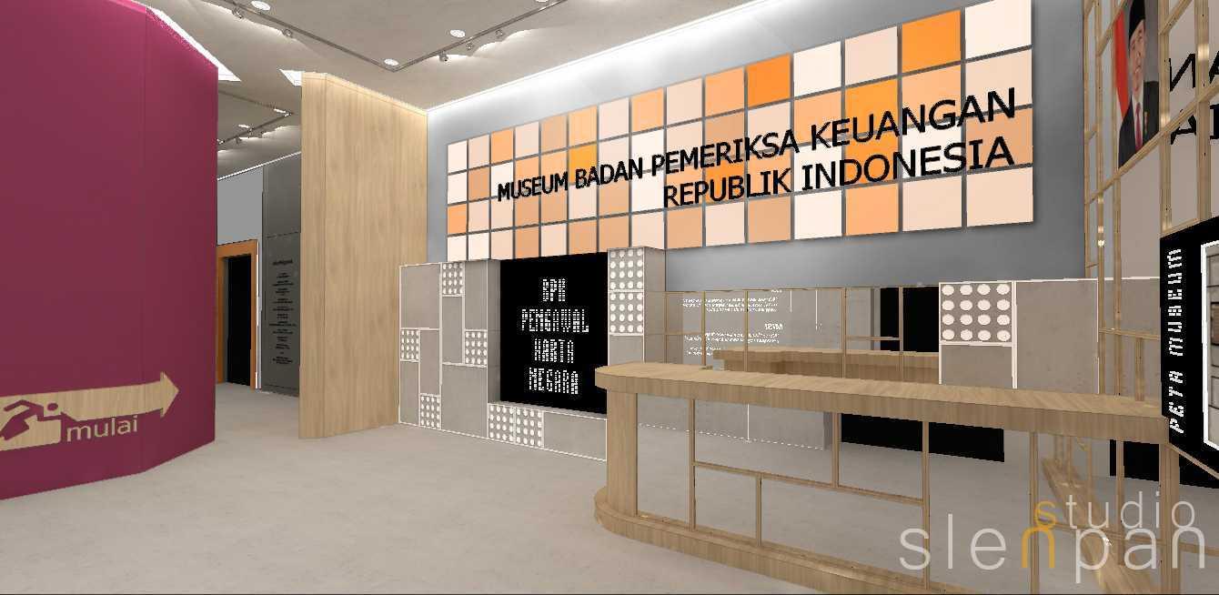 Studio Slenpan Museum Badan Pemeriksa Keuangan Republik Indonesia Magelang, Central Java Magelang, Central Java Ruang Lobby  20768