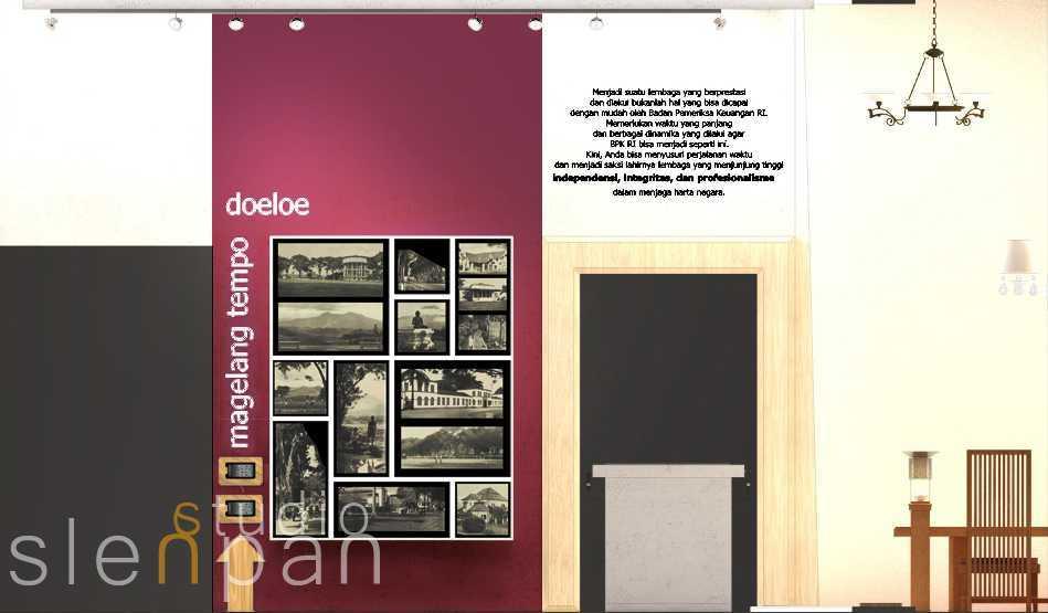 Studio Slenpan Museum Badan Pemeriksa Keuangan Republik Indonesia Magelang, Central Java Magelang, Central Java Ruang Pameran  20769