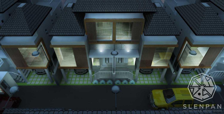 Studio Slenpan Dadali Stone Yard Jl. Dadali, Tanah Sareal, Tanah Sereal, Kota Bogor, Jawa Barat, Indonesia  05-06-2017-Render-View-Iv Kontemporer 34196