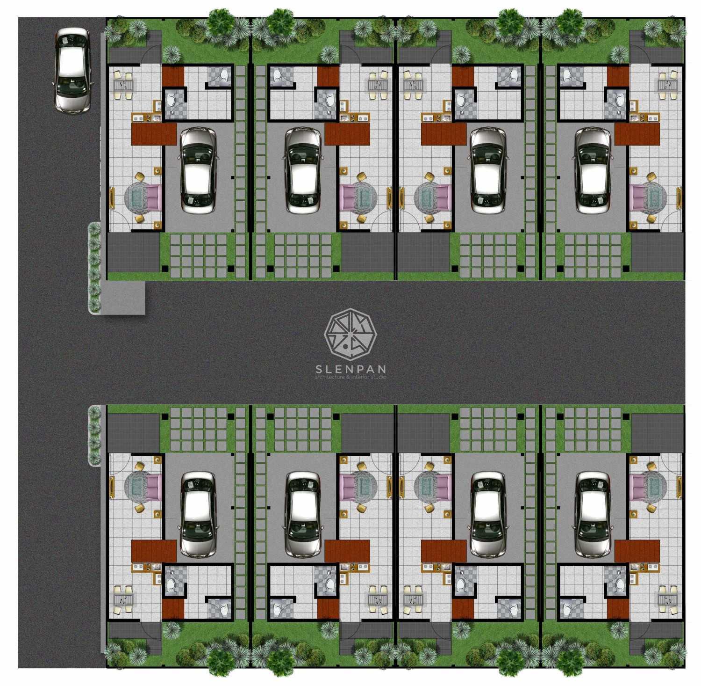 Studio Slenpan Dadali Stone Yard Jl. Dadali, Tanah Sareal, Tanah Sereal, Kota Bogor, Jawa Barat, Indonesia  05-04-2017-Siteplan Kontemporer 34197