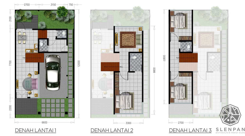 Studio Slenpan Dadali Stone Yard Jl. Dadali, Tanah Sareal, Tanah Sereal, Kota Bogor, Jawa Barat, Indonesia  06-07-2017-Denah Kontemporer 34198
