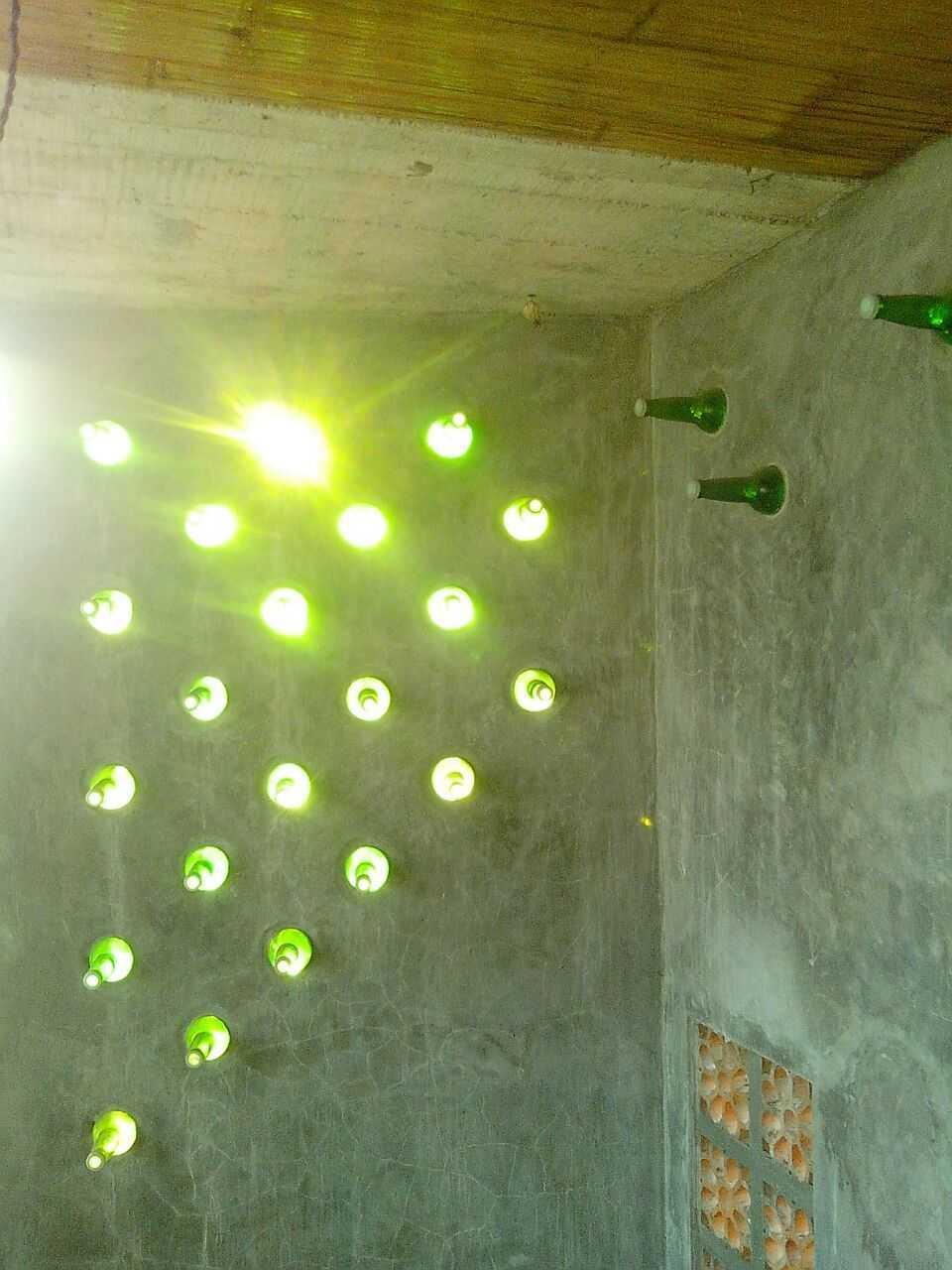 Mojo - Sketsarumah.com Rumah Toko Kroya Kroya Interior Detail Tradisional 11839