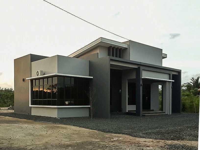 Sobastudia Sungkai Office Sungkai, Simpang Empat, Banjar, South Kalimantan, Indonesia Martapura Side View  11622