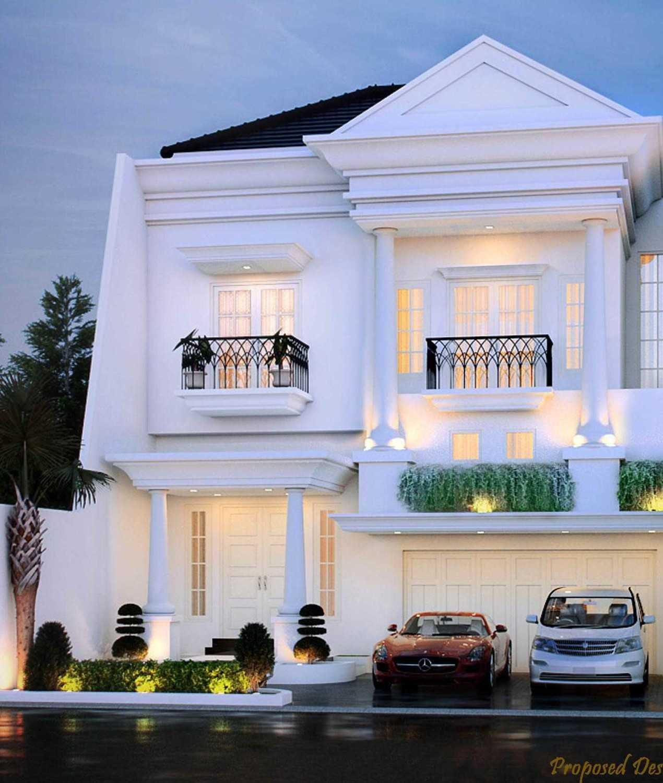 Faiz Rumah Klasik  At Tebet Tebet Jakarta Selatan  Tebet Jakarta Selatan  Front View  12120