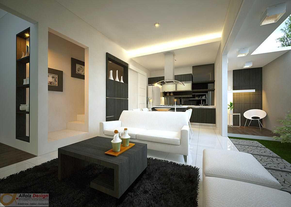Faiz Sandhika Residence Bekasi, Bekasi City, West Java, Indonesia Bekasi Jawa Barat Living-Room Tropis,modern 12125