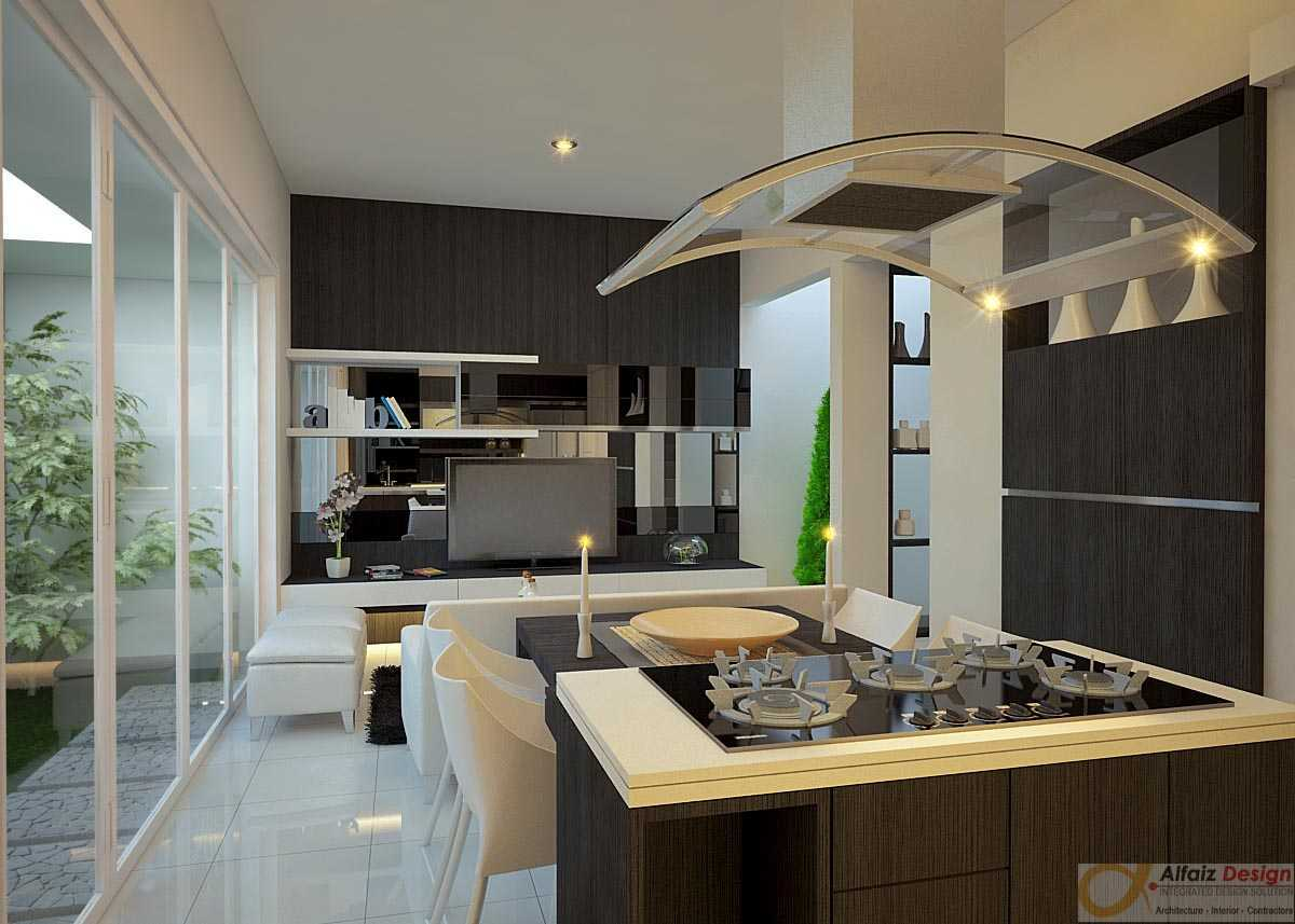 Faiz Sandhika Residence Bekasi, Bekasi City, West Java, Indonesia Bekasi Jawa Barat Diningroom And Kitchen Tropis,modern 12126