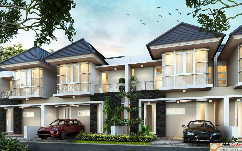Faiz Sandhika Residence Bekasi, Bekasi City, West Java, Indonesia Bekasi Jawa Barat Tampak Depan Tropis,modern 12128