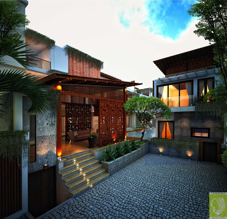Studio Lumbung Architects Mokko Suite Umalas, Badung - Bali Umalas, Badung - Bali From-Parkir-1  11721