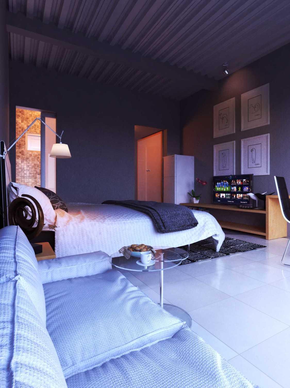 Studio Lumbung Architects Rumah Markisa Sanur, Denpasar - Bali Sanur, Denpasar - Bali Bedroom  11745