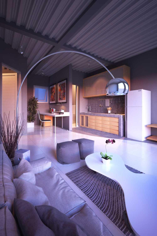 Studio Lumbung Architects Rumah Markisa Sanur, Denpasar - Bali Sanur, Denpasar - Bali Livingroom  11746