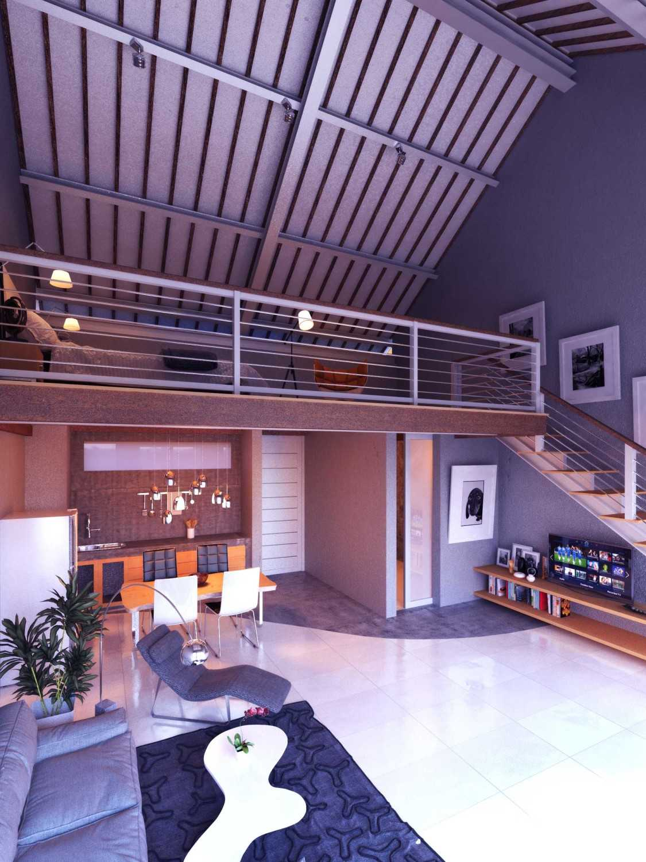 Studio Lumbung Architects Rumah Markisa Sanur, Denpasar - Bali Sanur, Denpasar - Bali Livingroom  11747