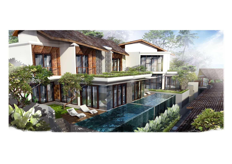 Studio Lumbung Architects Villa Kampi Sawangan Village, Kuta Selatan Sawangan Village, Kuta Selatan Villa View  20330