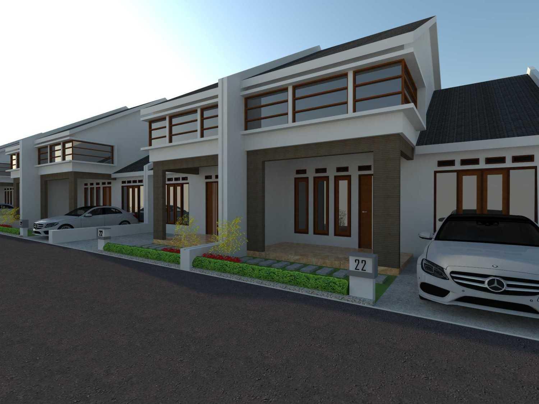 Danieas Kintamani Residential Pamulang, South Tangerang City, Banten, Indonesia Bintaro, Tangsel - Indonesia Side View  11798
