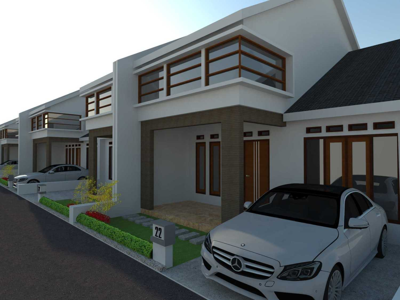Danieas Kintamani Residential Pamulang, South Tangerang City, Banten, Indonesia Bintaro, Tangsel - Indonesia Side View  11799