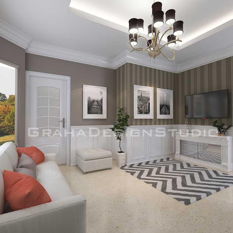 Hendarto Rosewood  Indonesia Bogor Living-Room Modern 12490