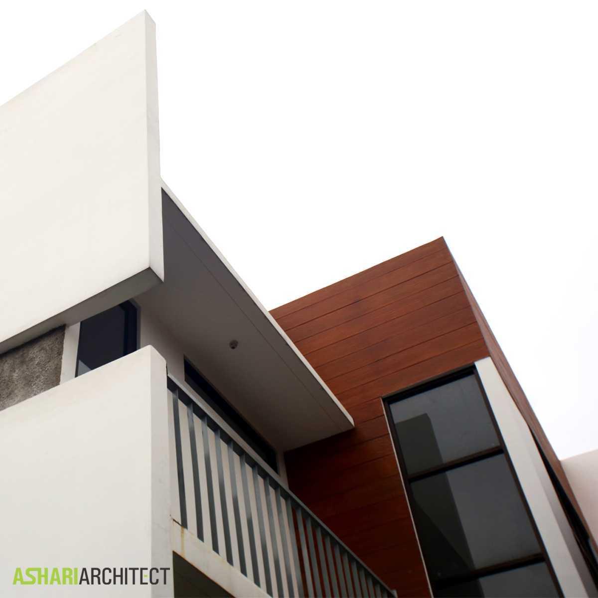 Ashari Architects Alam V House Depok, West Java, Indonesia Depok, West Java, Indonesia Facelift-Detail Kontemporer 11860