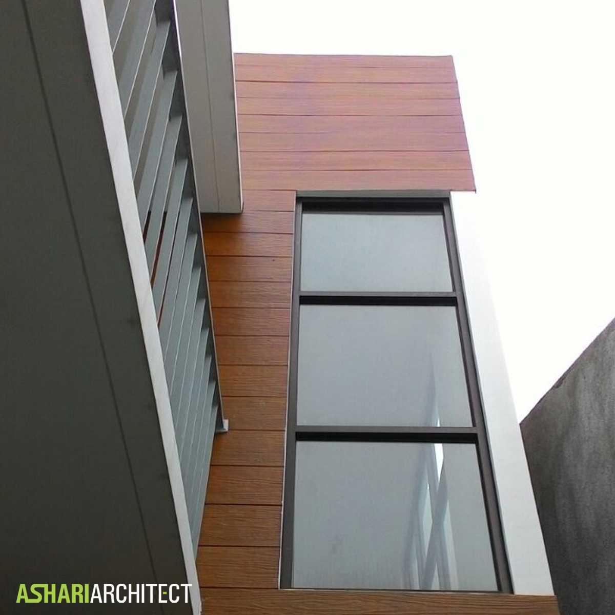 Ashari Architects Alam V House Depok, West Java, Indonesia Depok, West Java, Indonesia Facelift-Detail Kontemporer 11861