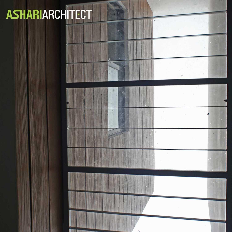 Ashari Architects Alam V House Depok, West Java, Indonesia Depok, West Java, Indonesia Front-Facade Kontemporer 11862