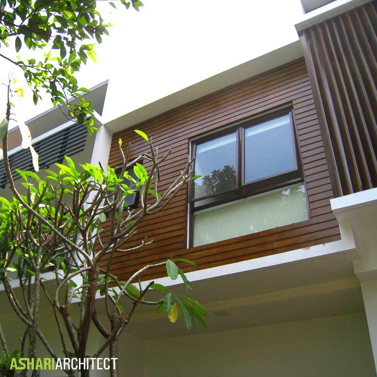 Ashari Architects Kalibata House Jakarta, Indonesia Jakarta, Indonesia 2Nd-Floor-Exterior Kontemporer 11895