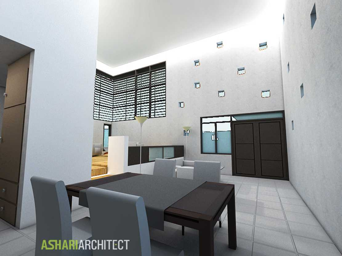 Ashari Architects Palembang House Palembang, Indonesia Palembang, Indonesia Diningroom Kontemporer 11875