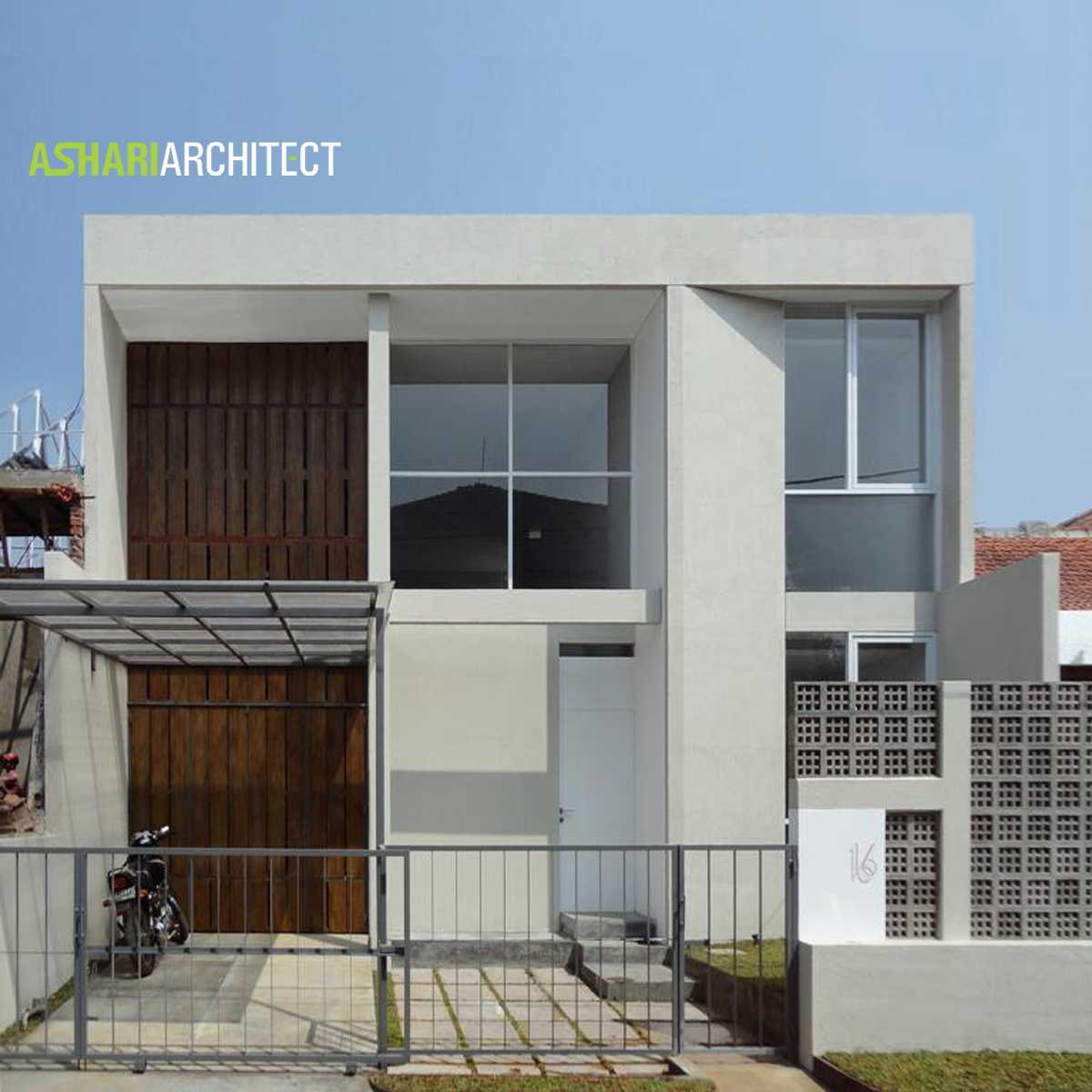 Ashari Architects Salendro House Bandung, Indonesia Bandung, Indonesia Day-Front-View  11877