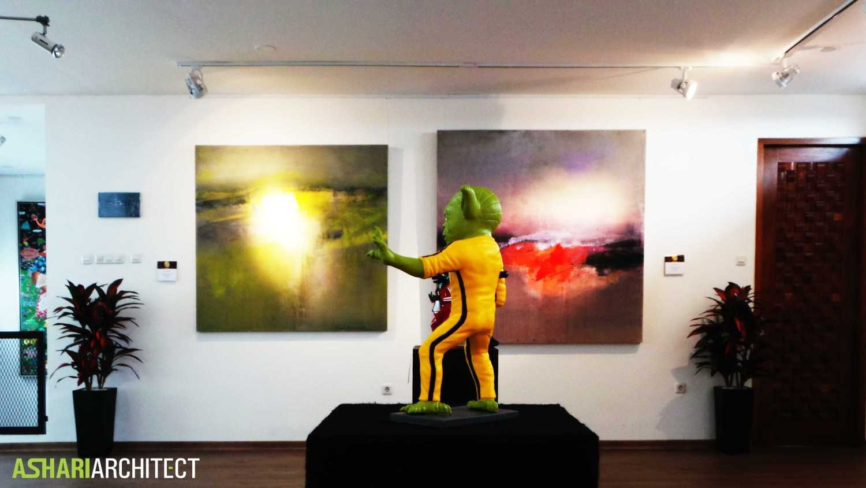 Ashari Architects Lebak Bulus Art Gallery Lebak Bulus, Cilandak, South Jakarta City, Jakarta, Indonesia Lebak Bulus, Cilandak, South Jakarta City, Jakarta, Indonesia 05  30615