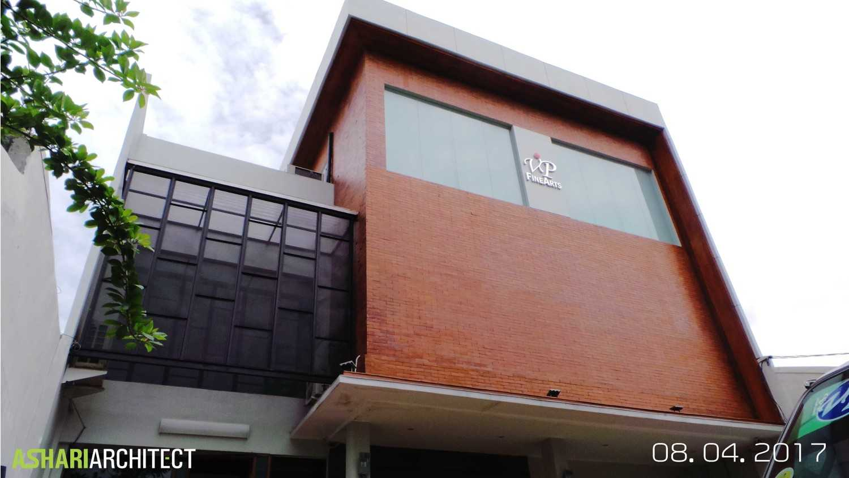 Jasa Arsitek Ashari Architects di Palembang