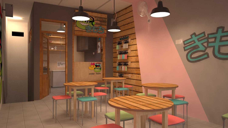Foto inspirasi ide desain display area asian Display layout oleh Danu Ega di Arsitag