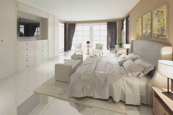 Mimo Home Interior Design & Build Private Residence - Serpong Serpong, Jakarta Serpong, Jakarta Bedroom-A2  32333