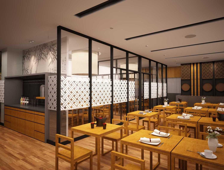 Rully Tanuwidjaja Interior Din Tai Fung Restaurant (Senayan) Plaza Arcadia Senayan, Jl. New Dhelhi, Gelora, Tanahabang, Central Jakarta City, Jakarta 10270, Indonesia  Seating Area Restaurant Kontemporer 48178