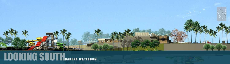Rully Tanuwidjaja Master Plan Bangka Water Park Kabupaten Bangka Tengah, Kepulauan Bangka Belitung, Indonesia Kabupaten Bangka Tengah, Kepulauan Bangka Belitung, Indonesia Looking South Tropis 47949