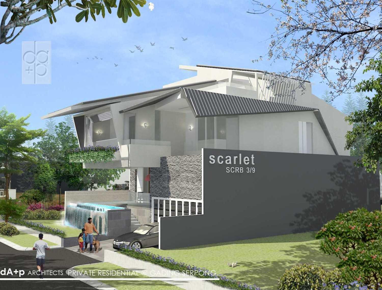 Rully Tanuwidjaja Architecture Residential Landed Ruko Glaze 2 Blok D No. 17, Jl. Boulevard Raya Gading Serpong, Klp. Dua, Tangerang, Banten 15810, Indonesia  Exterior View  48280