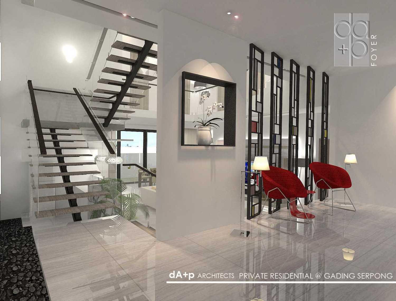 Rully Tanuwidjaja Architecture Residential Landed Ruko Glaze 2 Blok D No. 17, Jl. Boulevard Raya Gading Serpong, Klp. Dua, Tangerang, Banten 15810, Indonesia  Foyer View  48283