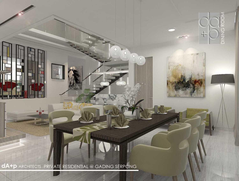 Rully Tanuwidjaja Architecture Residential Landed Ruko Glaze 2 Blok D No. 17, Jl. Boulevard Raya Gading Serpong, Klp. Dua, Tangerang, Banten 15810, Indonesia  Dining Area  48287