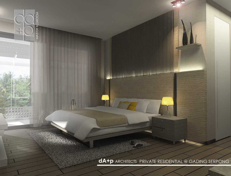 Rully Tanuwidjaja Architecture Residential Landed Ruko Glaze 2 Blok D No. 17, Jl. Boulevard Raya Gading Serpong, Klp. Dua, Tangerang, Banten 15810, Indonesia  Master Bedroom  48288