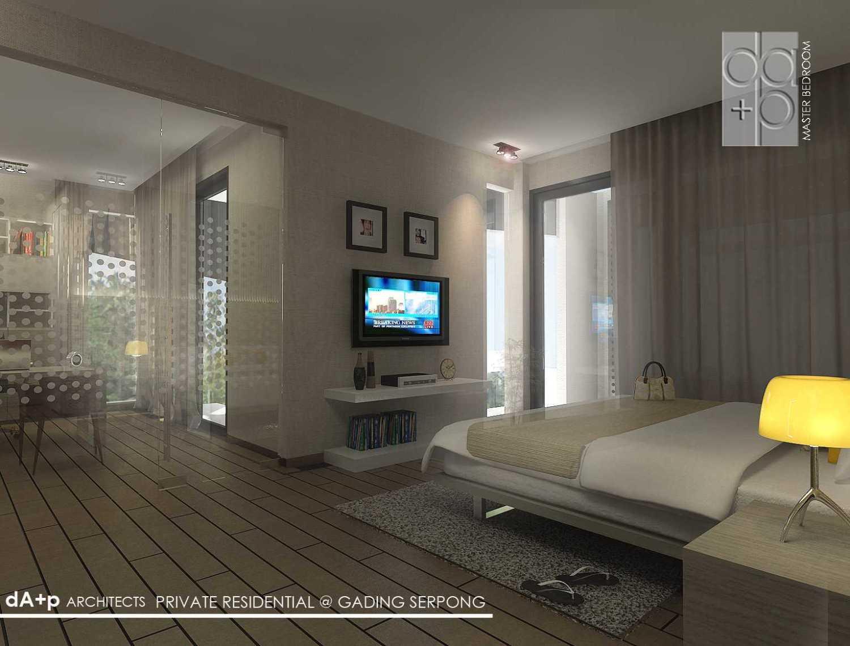 Rully Tanuwidjaja Architecture Residential Landed Ruko Glaze 2 Blok D No. 17, Jl. Boulevard Raya Gading Serpong, Klp. Dua, Tangerang, Banten 15810, Indonesia  Master Bedroom  48289