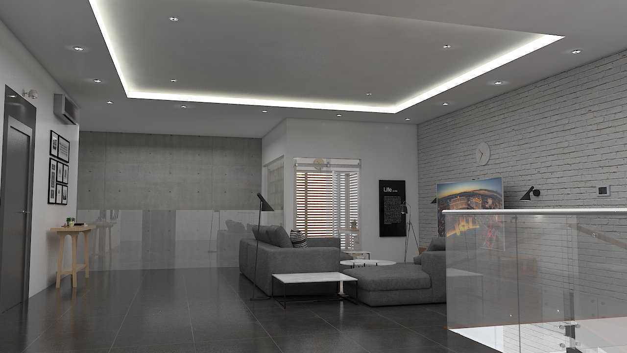 Donnie Marcellino Mr.c's House At Tomang Jakarta Jakarta Livingroom Industrial,skandinavia 21552