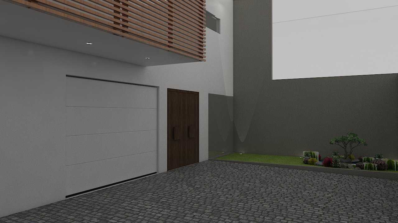 Donnie Marcellino Mr.c's House At Tomang Jakarta Jakarta Front Area Industrial,skandinavia 21556