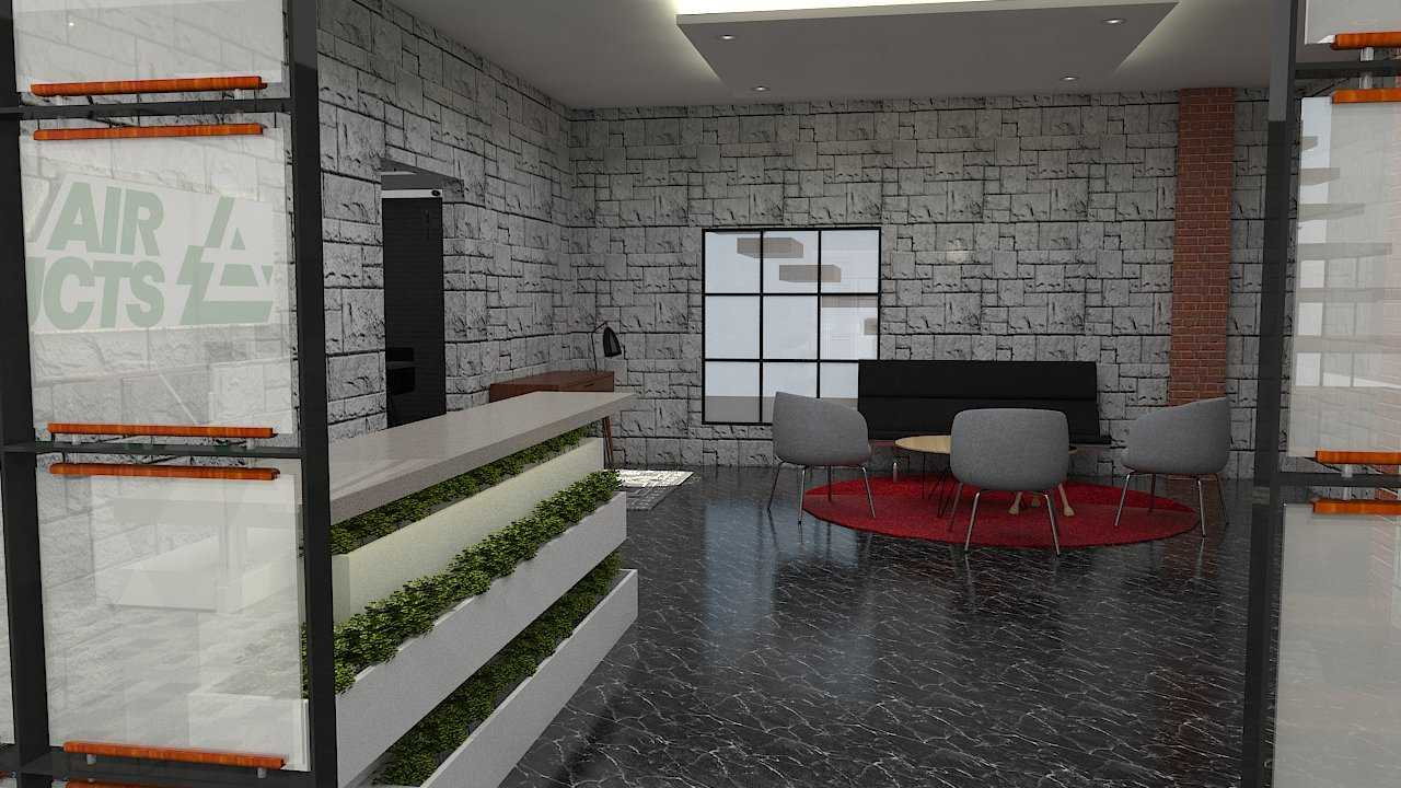 Donnie Marcellino Air Products At Cikarang Bekasi Bekasi Receptionist Lounge Modern 20586